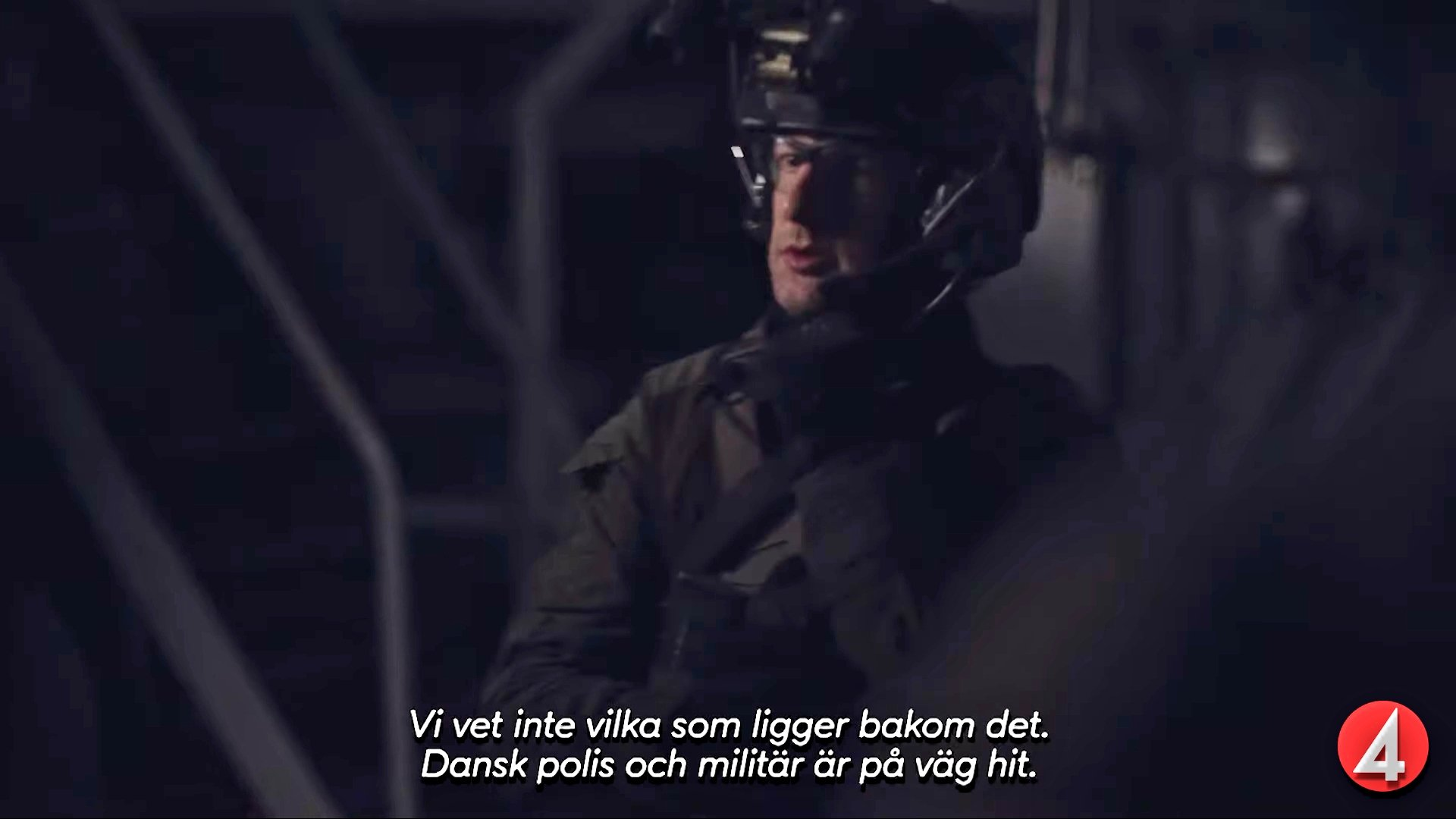 DR1 DK,TV4 Sverige, C More og Norge, Finland m.fl  Thin Ice / Tunn is
